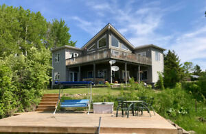 633 Muriel Lake Road - Stunning views from every room!