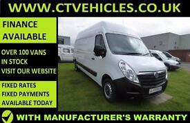2016 16 Vauxhall Movano 2.3CDTI 125PS L3H3 F3500 Air conditioning A/C Extra high