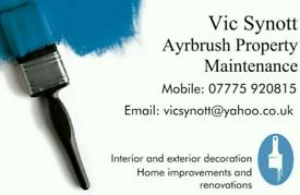 Painter & Decorator Across Ayrshire