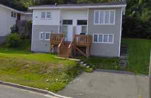 3 Bedroom House Close to MUN & Avalon Mall