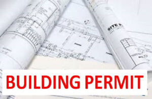 Building Permit-Legal Basement,Home Renovation,All Kinds Permit
