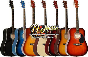 Full Size Acoustic Guitar (NEW!) $ 119.99 (London, Ontario)