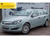 2009 VAUXHALL ASTRA 1.8 LIFE A/C AUTOMATIC ESTATE SERVICE HISTORY CD RADIO ELECT