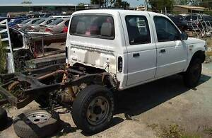 Wrecking 2000 Ford courier 4X4 diesel ute Redcliffe Redcliffe Area Preview