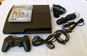 PS3 320GB Package Deal