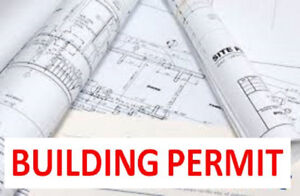 Building Permit-Legal Basement Permit+Residential,Commercial