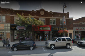 Downtown Commercial Rental