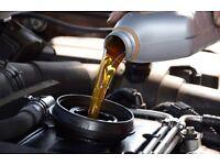 Mobile Auto Oil Change Services