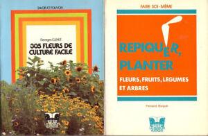 Livres  Jardinage, Plantes et Jardins