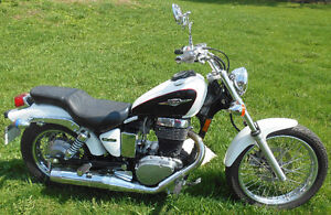 2010 S40 Boulevard 650cc Certified