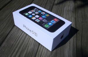 Iphone 5s 16GB noir en parfait état