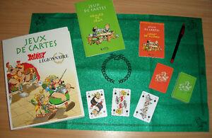 Astérix, jeux de cartes