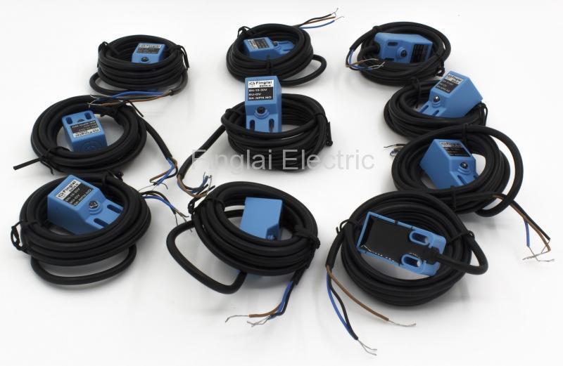 10pcs SN04-N SN04-N2 SN04-P SN04-P2 SN04-Y inductive proximity switch sensor