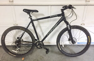 "Norco Storm mountain bike | hydraulic disc brakes | 20"" frame"