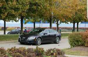 4 years warranty*** 2013 Audi A7 -- Rare combination ***