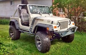 2002 Jeep TJ Convertible