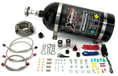 (Nitrous Outlet X-Series LTX EFI Single Nozzle System)