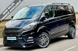 2020 Ford Transit Custom EDITION-VC DCIV L1 320 SWB 2.0 130BHP DOUBLE CAB Diesel