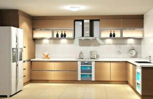 Design Kitchen Cabinets, Wall Units, Bathroom Cabinets, TV Units