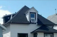 Roofing- No job too big or too small!