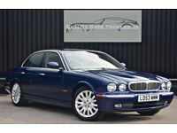 Jaguar XJ XJ6 3.0 V6 SE *Supplied & Serviced by R.A. Creamer Kensington from new