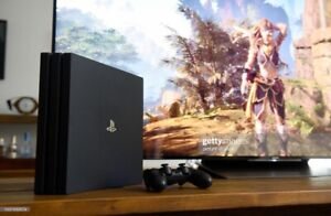 PS4 PRO REVISED
