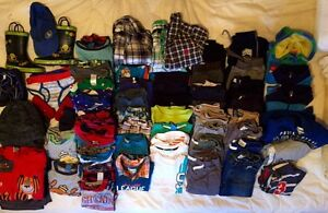 Lots de vêtements garçon grandeur 3T