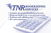 ATTN:  OWNER / OPERATORS   - PRIVATE BOOKKEEPING SERVICES