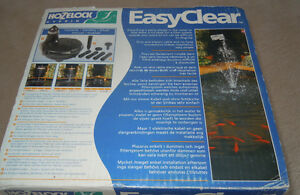 Hozelock EasyClear Clearwater and Fountain Pump 450 gals 3327