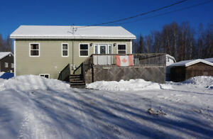 Open Concept 2-bedroom home On ¾ Acre Lot In Minto