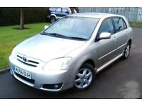 Toyota Corolla 2.0 D-4D T3 2006 56 reg with 122k miles