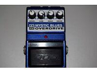 Dod FX102 Msytic Blues Overdrive