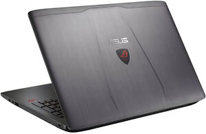 Brand New ASUS Gaming Laptop with NVIDEA 960 4GB and 3.5GHz max Strathcona County Edmonton Area image 1