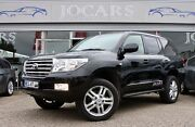 Toyota Land Cruiser 200 V8 Executive 7-SITZER/MWST/VOLL