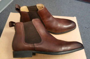 Chelsea boot (Steptronic UK) brown size 39 wide