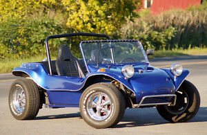 Dune Buggy VW 1974, 4 places