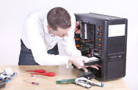 Fast response computer repair & IT services