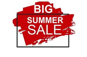 Big Summer Sale -  on RUGS & RUNNERS, Downtown Belleville