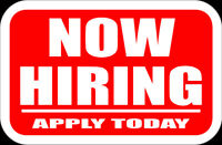 JOIN OUR TEAM /GARAGE DOOR INSTALLERS /TECHNICIANS NEEDED