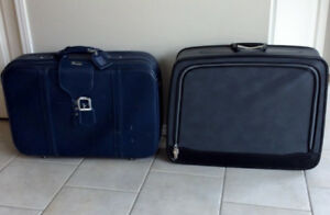 Older style luggage - Used but clean