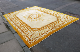 CITY CENTRE Heavy Duty Very Large Rug - 350x265cm Requires Shampooing