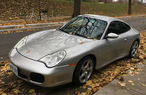 2003 Porsche 911 4S Coupe (2 door) Ready for All Weather