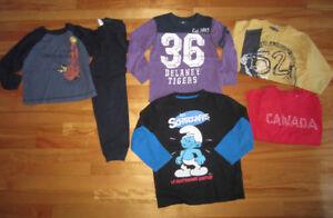Mini lot de vêtements d'hiver pour garçon gr. 6 ans
