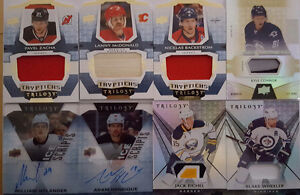 2016/17 Trilogy set cards for sale. -  In  Mississauga