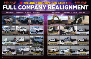 COMPANY  REALIGNMENT UP FOR AUCTION ON FEB. 2ND IN EDMONTON, AB