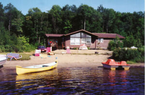 Lakefront Cottage for Rent in Muskoka