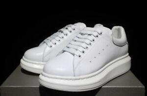 Alexander McQueen(1:1) - White Sneakers - Mens - Size 9(270mm)