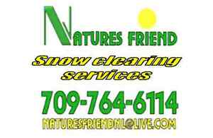 SNOW REMOVAL/SNOW CLEARING SERVICES AVAILABLE!