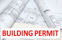 Building Permit-Basement,Home,Commercial Renovation-Build.Permit