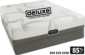 KING OF KINGS! | KINGSIZE MATTRESS BLOWOUT - $199 NEW model Downtown-West End Greater Vancouver Area image 4